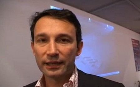 Andrea Zappia, amministratore delegato di Sky