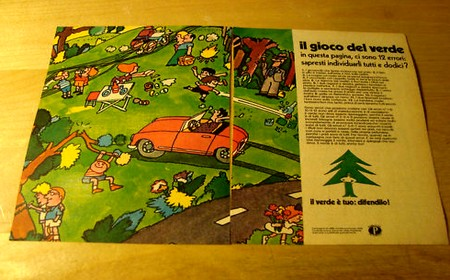 La campagna del 1972