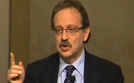 Il docente Antonio Sassano (Ingegneria informatica, La Sapienza)