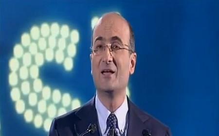 Antonio Preziosi ad una convention della Sipra (marzo 2010)