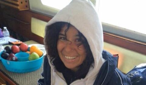Sabrina Peron, avvocato e nuotatrice