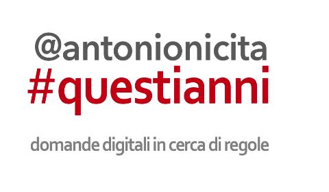 L'ebook di Antonio Nicita