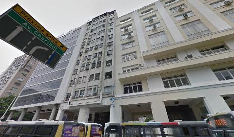 La sede della Rai a Rio