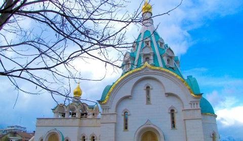Chiesa Ortodossa russa di S. Caterina Martire