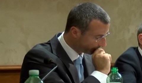 Vittorio Di Trapani, segretario dell'Usigrai