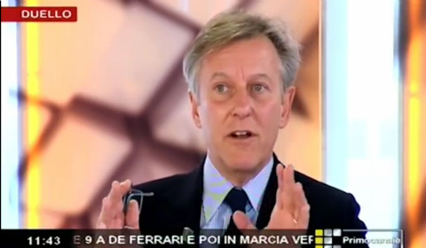 Il senatore Maurizio Rossi