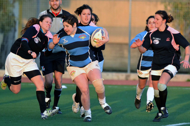 Coppa Italia Di Rugby Femminile Tra Cui La Pantheress Rugby Gir