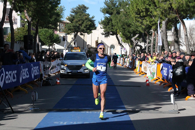 Mezza Maratona di Barletta, vince Mimmo Ricatti