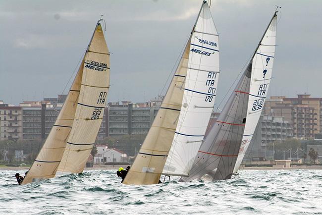 """Campionato Invernale """"Città di Bari"""" 2016"""