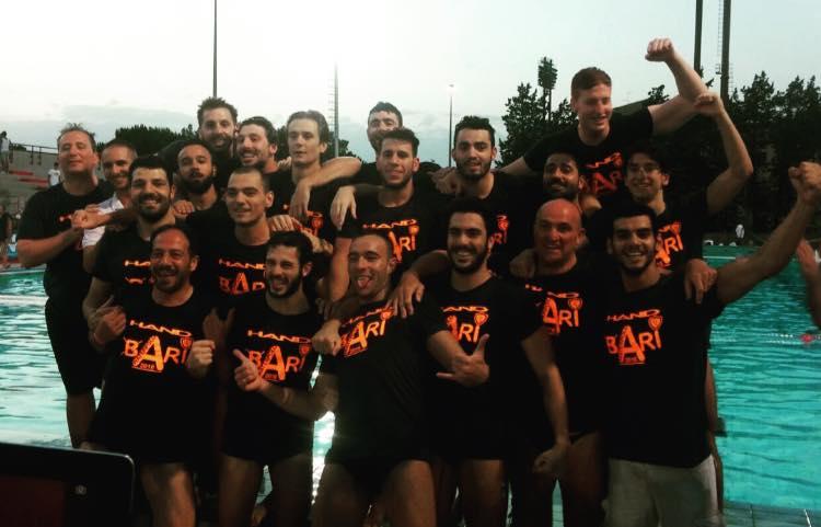 Waterpolo Bari serie A