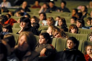 Studenti al cinema