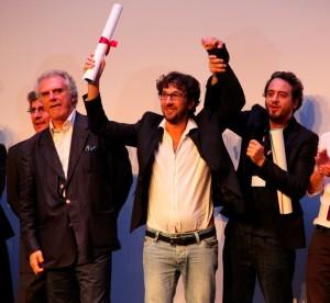 Vito Palmieri premiato ad Annecy per il Miglior documentario