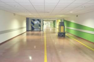Luigi  Esposito - Ospedale baggiovara cadavere di una donna trovato nei corridoi