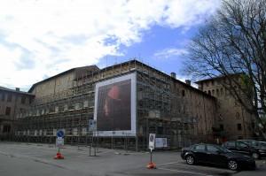 Luigi  Esposito - Mirandola centro storico e chiese nel post terremoto