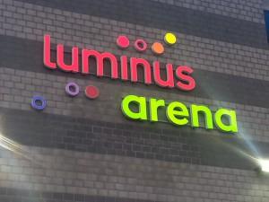 Luminus Arena è la nuova denominazione dello stadio
