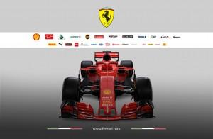 F1: nuova Ferrari con 'gabbia' davanti all'abitacolo
