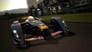 La simulazione studiata da Adrian Newey per la Gran Turismo 5
