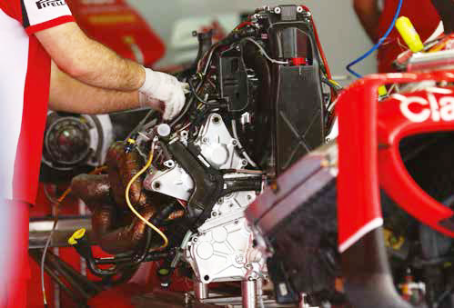 ferraris-f1-engine-power-unit-revealed-tech-details-1-6-litre