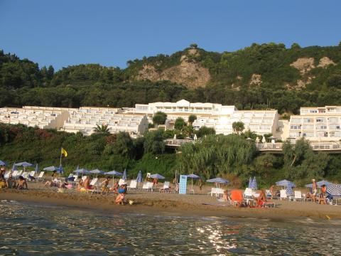 ... Pelekas beach oggi
