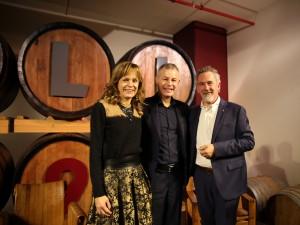 Vescovi con Jacopo e Cristina Poli