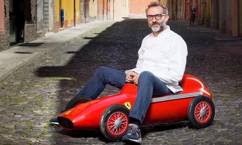 Massimo Bottura - Osteria Francescana