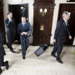 Lobbisti in azione