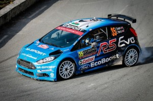 Ford Fiesta R5