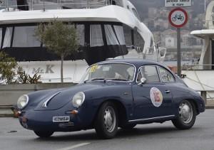 La Porsche 356B di Roberto Badino mod
