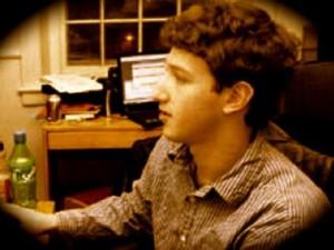 Mark Zuckerberg young
