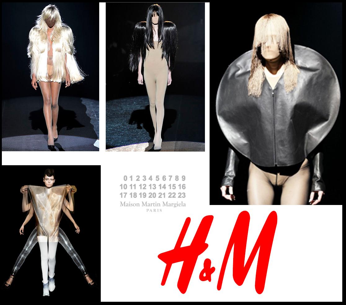 margiela h&M