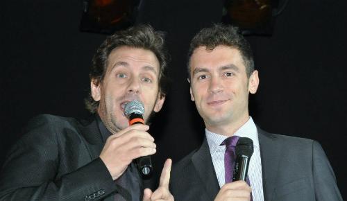 Giuliano e Roberto