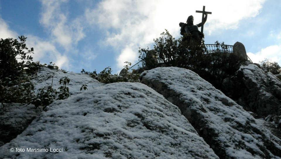 A su monte Ortobene (de Maureddu Selloni)