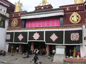 Il Tempio di Jokhang