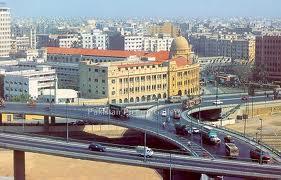 Veduta di Karachi