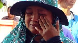 Il pianto della contadina che non puo' protestare