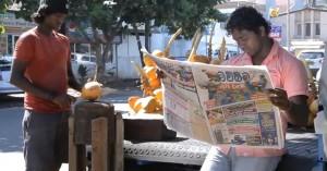 """Lettori """"protetti"""" del Mawbima daily"""