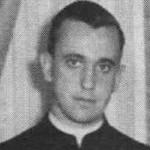 Jorge Bergoglio da giovane a Buenos Aires