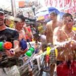 Immagini dagli scorsi Songkran