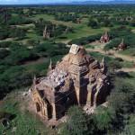 La pagoda di Sulamani a Pagan