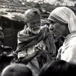 Madre Teresa in India