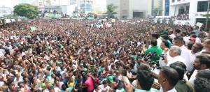 colombo rally UNP