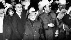 Deng Xiao Ping in America  nel 1979.