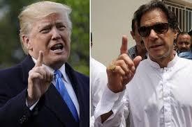 Donald Trump e Imran Khan