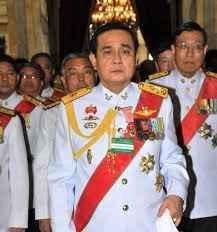 L'attuale premier, generale Prayut Chan Ocha