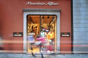 Mountain affair la boutique dell 39 outdoor in via rizzoli for Boutique bologna