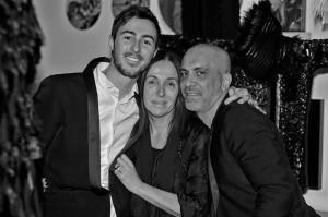 Diliborio - Alessandro Berna, Giorgia Mattioli, Liborio Capizzi - foto tratta da FB