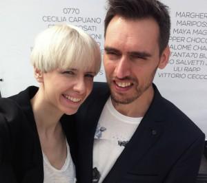 Birik Butik - Filippo Ronchi e Jurgita Rubikaite