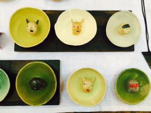 Le ceramiche di KappaO da Hidden Forest Market