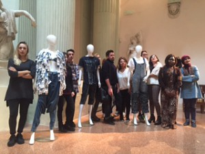Studenti partecipanti My Levi's Remix