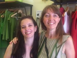 Emanuela e Linda di C'è un mondo